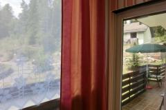 Terrasse mit Fenster